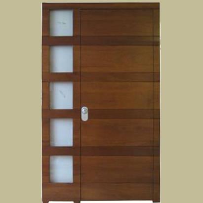 16 panelada 220x130 for Modelos de puertas de calle